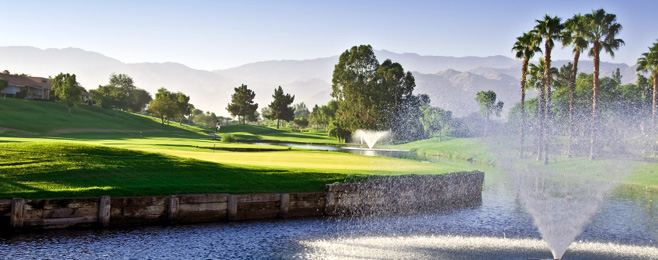 Golf Resort Palm Desert, California